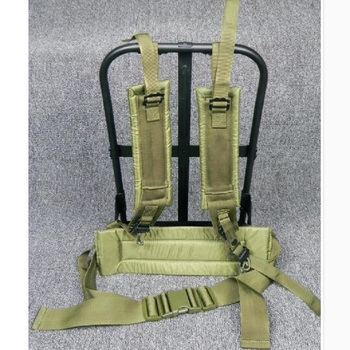 SPIRIT TACTICAL LC-1 medium all aluminum frame carrying system weight training package frame