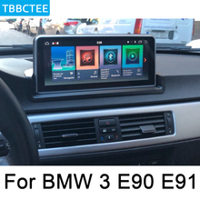 For BMW 3 Series E92 E93 2005 2006 2007 2008 2009 2010 2011 2012 Idrive Car Multimedia player Audio Android GPS Navigation