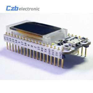 Image 3 - ESP32 0.96 inch Blue OLED Display Bluetooth WIFI Lora Kit 32 Module Internet Development Board For Arduino