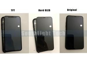 Image 3 - Klasa AAA + + + ekran OLED TFT LCD dla iPhone X XS XR 11 Pro Max OLED TFT wyświetlacz LCD ekran dotykowy Digitizer z dotykiem 3D