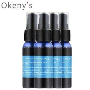 Image 1 - 4 Pcs Okeny S Merk Yuda Pilatory Sneller Haargroei Producten Voor Mannen En Vrouw Speciale Voor Postpartum Haaruitval