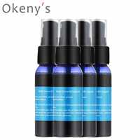 4pcs Okeny's Brand Yuda Pilatory Faster Hair Growth Products for Men and Woman Special for Postpartum Hair Loss