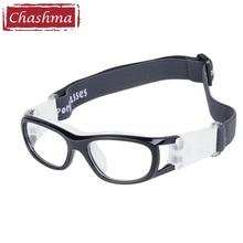 Kids Boys Girls Prescription Glass Anti Resistance Basketball Protective Eyes GlassesSports Gafas Football Frame