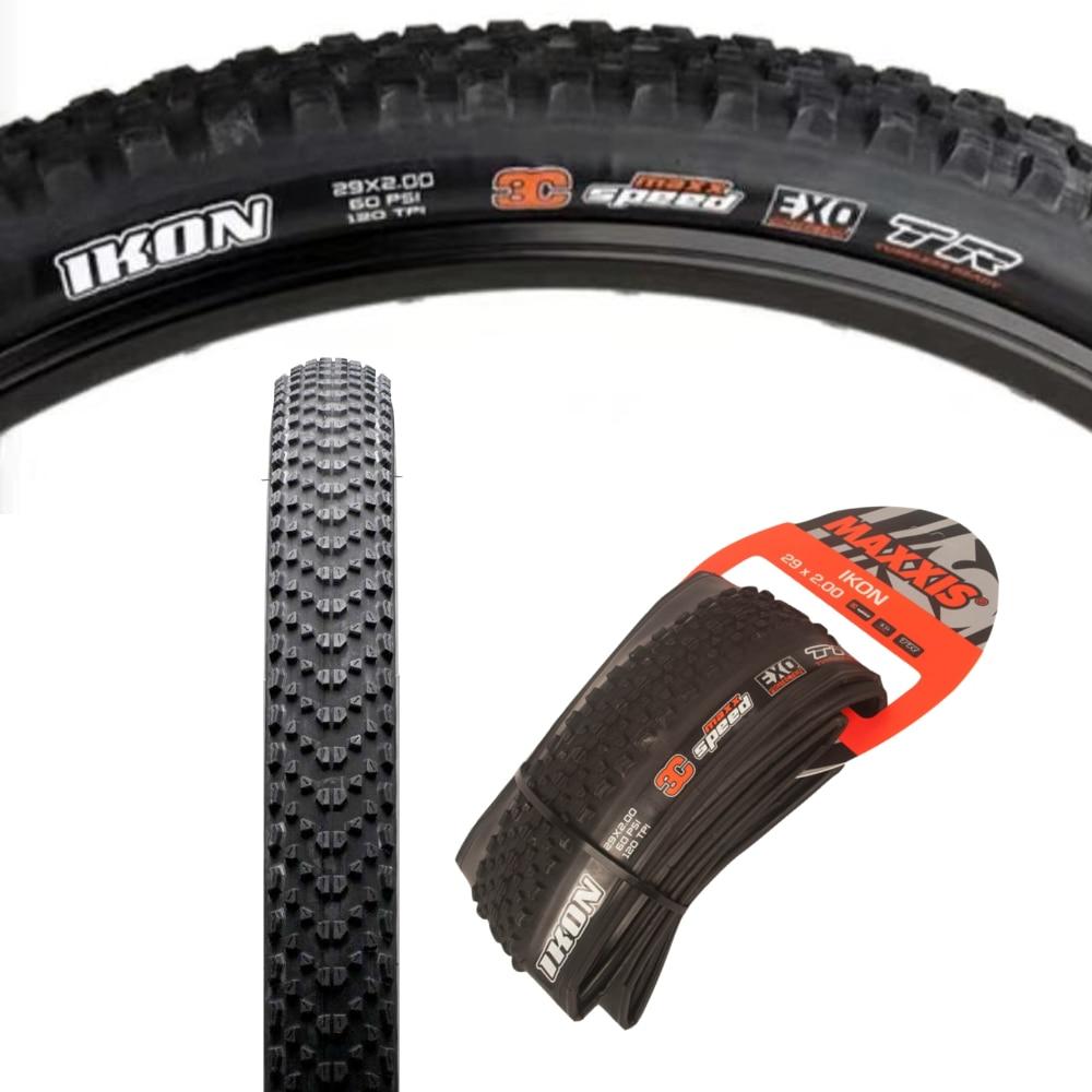 Maxxis ikon 3c maxxspeed exo tr 마운틴 바이크 블랙/옐로우 에지 타이어 27.5/29*2.2/2.0/2.35 xc 트레일 enduro 타이어 m319ru-에서자전거 타이어부터 스포츠 & 엔터테인먼트 의 title=
