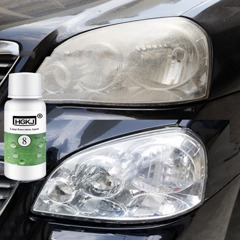 <font><b>Car</b></font> Clean HGKJ-8-<font><b>20ml</b></font> Rainproof <font><b>Nano</b></font> <font><b>Hydrophobic</b></font> Coating <font><b>Glass</b></font> <font><b>Hydrophobic</b></font> Scratch Repair Auto Window Cleaner <font><b>Car</b></font> Accessories image