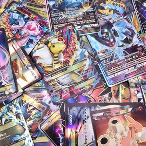 Image 2 - No Repeat 200 Pcs for Carte Cards Gx Shining Game Battle Carte Card Game for Children Toy