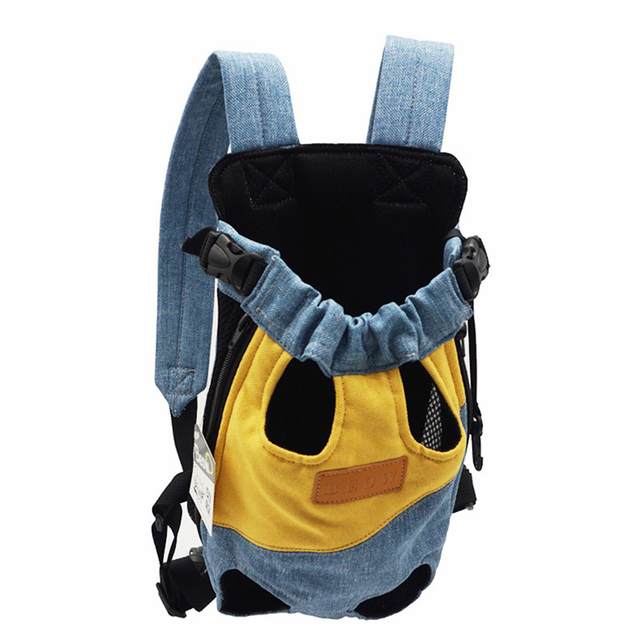 Carriers & bags Cats New Arrivals Travel Accessories Mesh Pet Dog Backpack Breathable  My Pet World Store