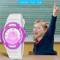 SYNOKE 子供クォーツ腕時計ファッションかわいい防水多数ダイヤル子供誕生日プレゼントの男の子女の子電子時計