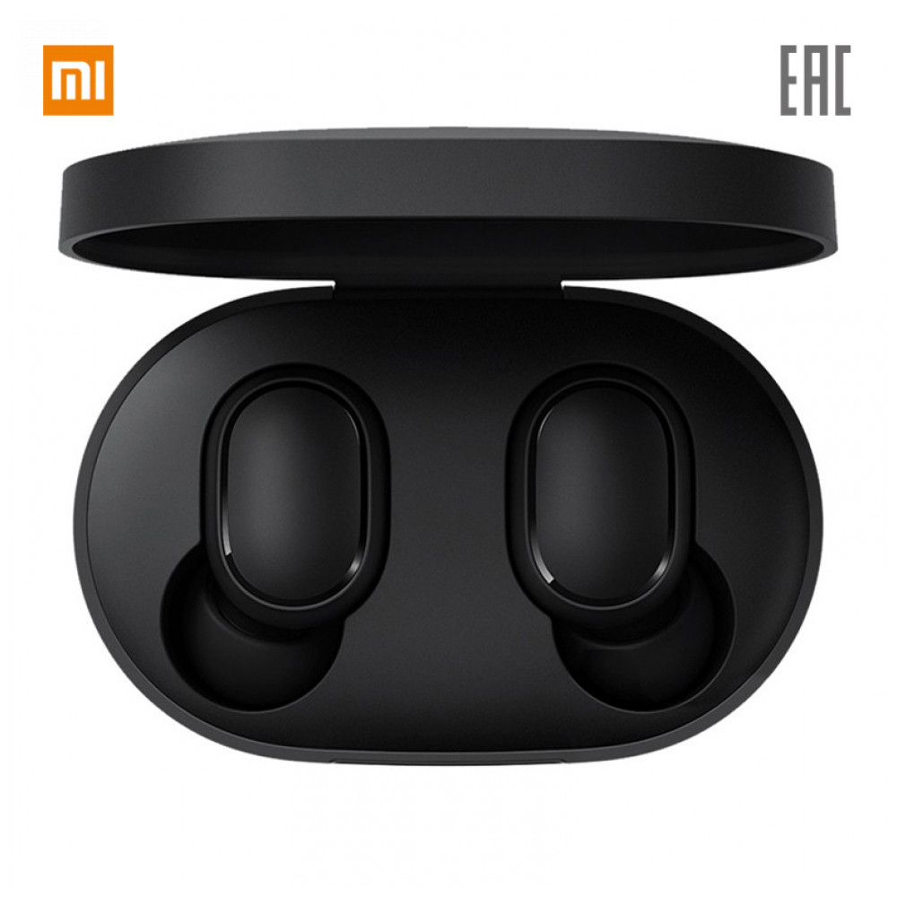 Earphones & Headphones Xiaomi ZBW4480GL Portable Audio bluetooth headset for phone computer Redmi Airdots TWS Wireless Bluetooth mini tws earbuds true wireless earphone bluetooth earphones with charging box as power bank noise cancel headset yz139
