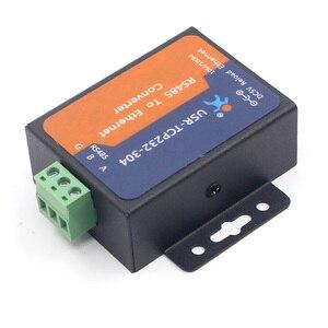 Image 4 - 10 шт., модуль конвертера для сервера Ethernet RS485 в TCP/IP со встроенным адаптером для DHCP/DNS, поддержка сетей 10 шт.