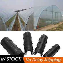 Clip-Clamp Greenhouse-Frame Garden-Shade-Connector-Accessories 10pcs/Lot Connector-Kit