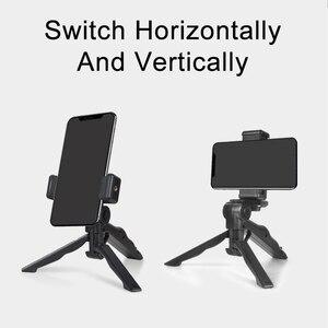 Image 5 - MAMEN Mini Phone/Camera Tripod Monopod Selfie Stick With Bluetooth Remote Control&Phone Holder For Phone GoPro DSLR Camera Stand