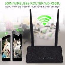 300 Мбит/с беспроводной Wi-Fi маршрутизатор 1WAN+ 4LAN порты 802.11b/g/n MT7628KN чипсет 2,4 ГГц Wi-Fi ретранслятор усилитель с фиксированной антенной