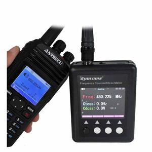 Image 4 - Frequency meter SURECOM  SF 401 plus Frequency Counter 27Mhz 3000Mhz Radio Portable Frequency meter with CTCCSS/DCS Decoder