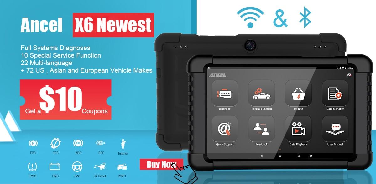 H03bc2021aee042408637166e82606b24P Ancel icar2 OBD2 ELM327 V1.5 Android Bluetooth Adapter Automotive Scanner Car Diagnostic Tool Car Error Code Reader ODB2 ELM327