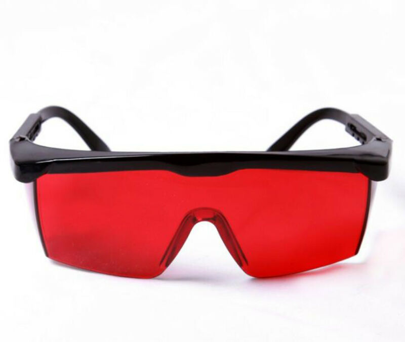 Anti UV Shortwave 254nm Ultraviolet Light Eyes Protection Safety Glasses Goggles