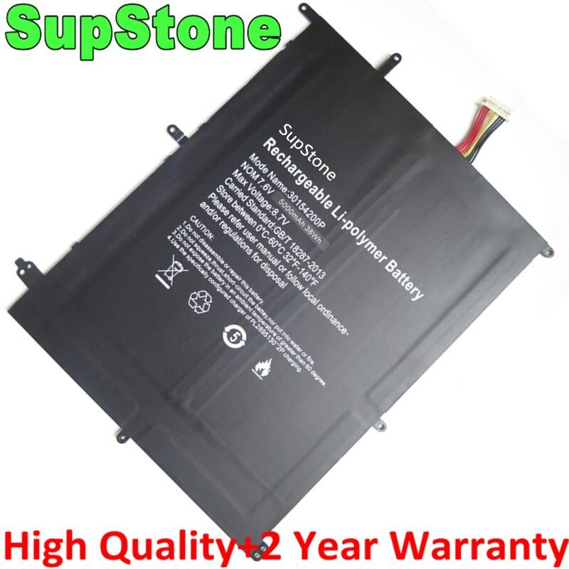 SupStone Genuine 30154200P HW-3487265 Laptop Battery For BBEN N14W TH140A AK14 For Teclast F6 Pro,F7 Plus,TH133C-MC