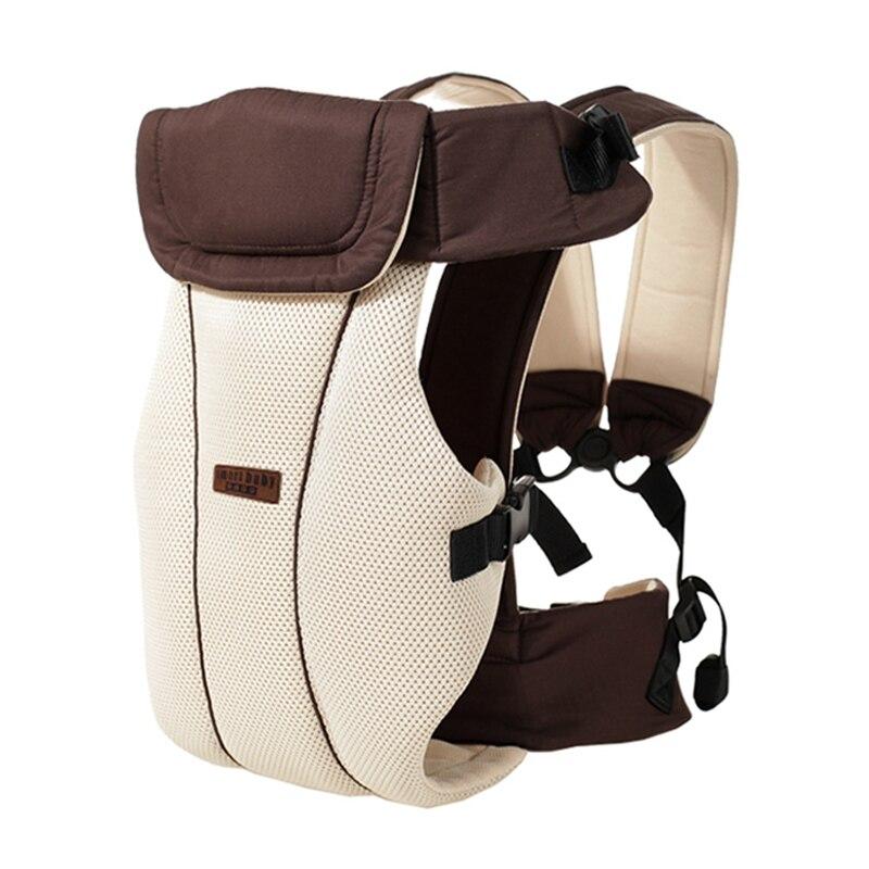 1-30 Months Breathable Ergonomic Baby Carrier Backpack Sling Wrap Toddler Carrying Baby Holder Belt Kangaroo Bag For Travel