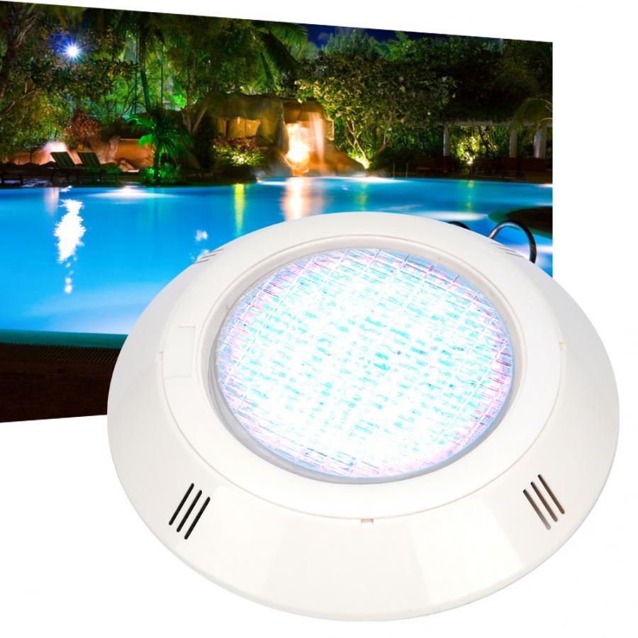 30W 300LED RGB Underwater Swimming LED Pool Waterproof Light IP68+Remote Control