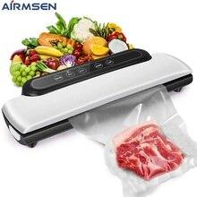 Airmsen Vacuum Packing Machine Sous Vide Vacuum Sealer For Food Storage New Food Packer Vacuum Bags For Vacuum Packaging 10Pcs