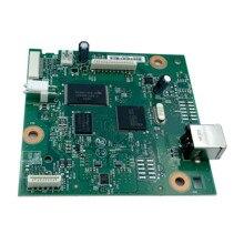 Formatter pca assy placa de formatação lógica placa principal mainboard para hp laserjet m125 m125a 125 125a CZ172 60001 novo