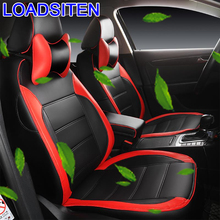 Car Cushion Car-styling Funda Para Automovil Auto Accessories Protector Asientos Coche Automobiles Seat Covers FOR Skoda Rapid
