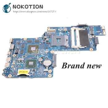 NOKOTION Brand New H000052580 Main Board For Toshiba Satellite C850 L850 15.6 screen Laptop Motherboard HD7670M+HD4000 DDR3 - DISCOUNT ITEM  13 OFF Computer & Office