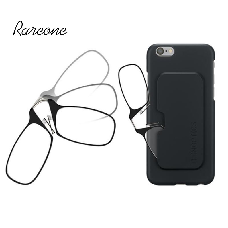 Portable Nose Clip Reading Glasses, Flexiable Nose, Easy Clip