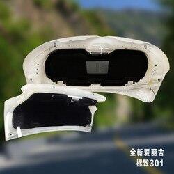 Motor dedicado aislamiento acústico aislamiento de algodón tapa del maletero para Citroen c-elysee Elysee 2014-2019 para Peugeot 301 2 uds