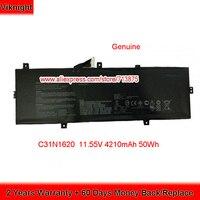 Genuine 11.55V 4210mAh 50Wh C31N1620 Battery for Asus ZenBook BX430 UX430UQ UX430UN UX430UA P5340FF PU404 RX430 BX430UA P5340UA