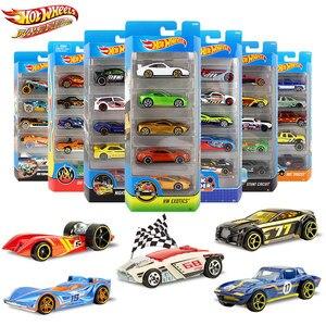 Hot Wheels Original Diecast 1:64 Metal car Batman Mini Model Car Kids Toys for Children Oyuncak Araba Hotwheels Boys funny Gift(China)
