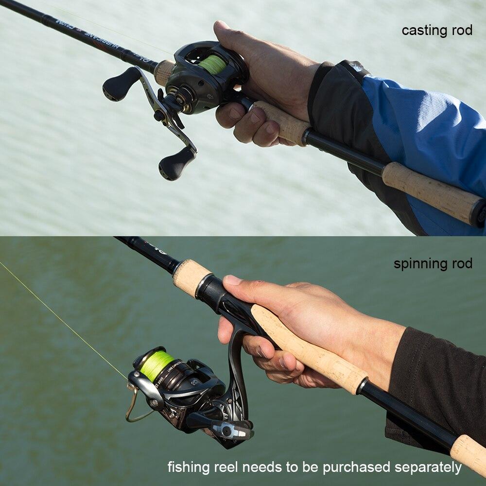 Obei HURRICANE Spinning Fishing Rod  6