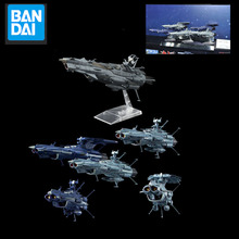 Toys Battleship Bandai-Space Model Assembled Collection Andromeda-Suit Birthday-Gifts