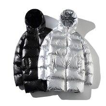 2021 Winter Jacket Men Clothing Hooded Warm Cotton Padded Coats Male Fashion Casual Zipper Long Parka Windbreaker Plus Size 5XL