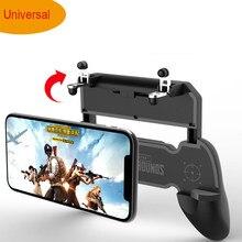 Für Pubg Controller Für Handy L1R1 Spiel Shooter Trigger Feuer Taste Für iPhone Android SmartPhone Gamepad Joystick