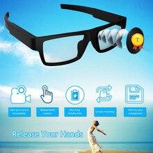 Классический модный дизайн, хорошее качество, смарт-очки 16 Гб/32 Гб 1080 p, чтобы отпустить ручное видео, хорошее использование для спортивных водителей