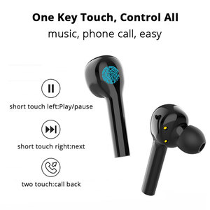 Image 3 - TWS Pro kablosuz kulaklık çift sürücü Bluetooth kulaklık kablosuz kulaklık kulaklık için Xiaomi 9S Redmi not 8 Umidigi F2