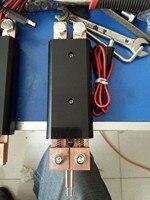DIY 통합 휴대용 스폿 용접 펜 스폿 용접 바늘 18650 전기 목재 고정 장치