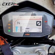 สำหรับ KTM Duke Duke R 690 Duke790 2016 2017 2018 2019 2020รถจักรยานยนต์ Cluster Scratch ป้องกันฟิล์มหน้าจอคลัสเตอร์ Protector