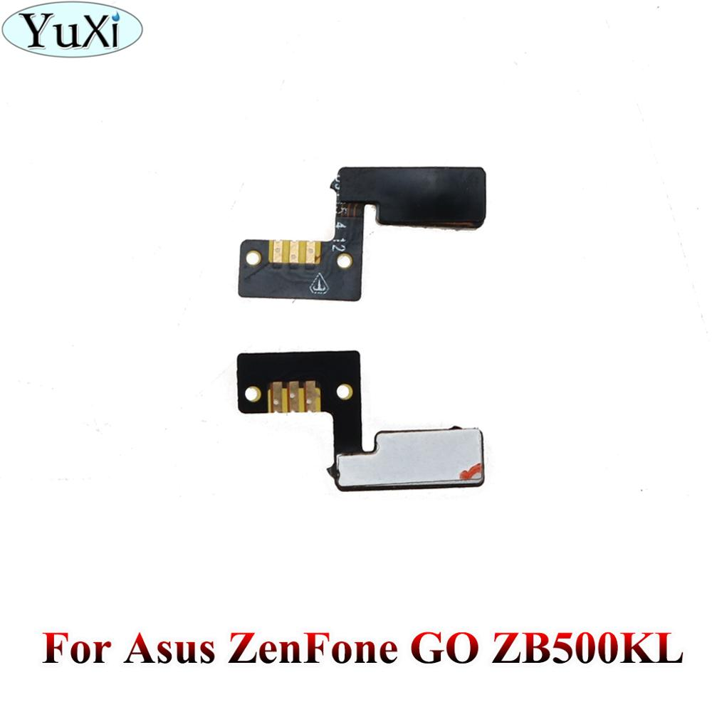 YuXi On Off Power & Volume Button Flex Cable For Asus ZenFone Zenfone Go ZB500KL X00AD Power Volume Switch Flex Band Parts