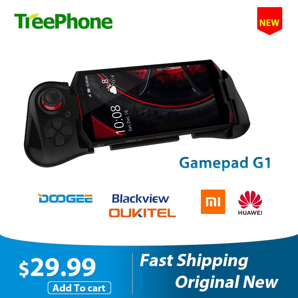 Doogee Gamepad G1 for S95 pro S68 Pro S90 pro Bluetooth android phone S80 S70 Lite smartphone(China)