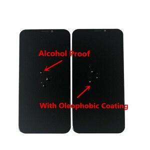 """Image 2 - 6.2 """"originale M & Sen Per Meizu X8 M852H Schermo LCD Cornice del Display + Touch Screen del Pannello Digitizer Per 2220*1080 Meizu X8 X 8 Display"""