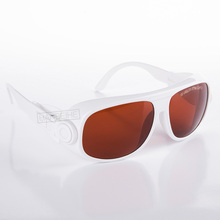 купить O.D 4+ laser safety glasses for 190-540nm and 800-1700nm, included 405 450 473 530 532 and 808 810 980 1064 1320nm lasers дешево