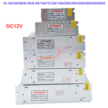 Wholesale DC12V Lighting LED Power Supply 1A /2A/3A/5A/8.5A/10A/12.5A/15A/20A/25A/30A/40A/50A/60A lamp Driver strip Transformers