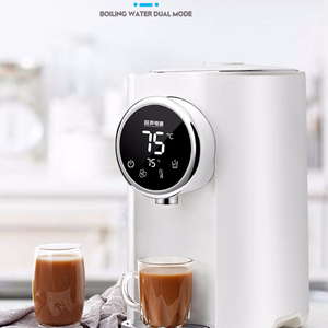 4.8л термостатический Электрический диспенсер для воды, 7 передач, температурный бойлер, автоматический интеллектуальный термоизоляционный...