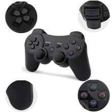Беспроводной Bluetooth геймпад для PS3 контроллер беспроводной Conso карты памяти