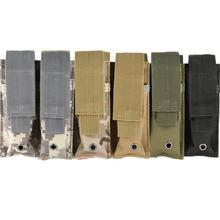 Тактическая Молле патронная сумка для боеприпасов сумки пистолет