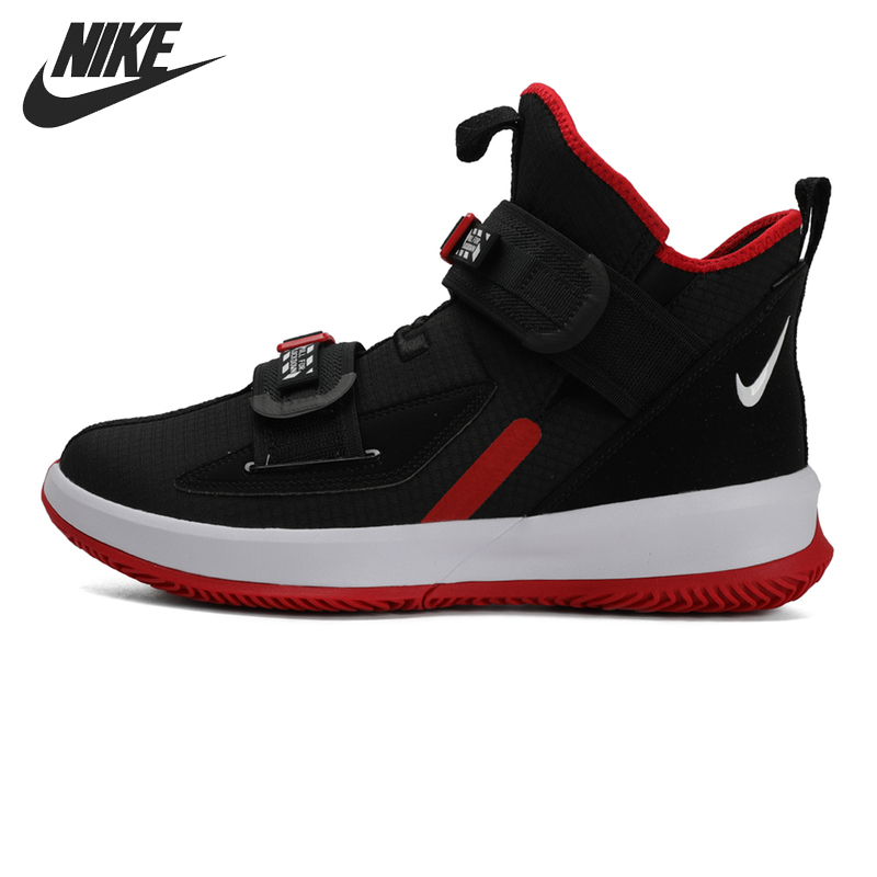 Original New Arrival  NIKE LEBRON SOLDIER XIII SFG EP  Men's Basketball Shoes Sneakers