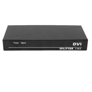 Image 2 - 2 พอร์ต DVI Splitter 1x2 อะแดปเตอร์ dvi จำหน่าย dual link Dvi D 29 pin หญิงสำหรับกล้องวงจรปิดกล้องมัลติมีเดีย STB