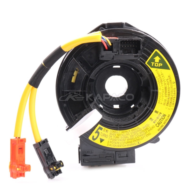 84306-05050 84306 05050 8430605050 Slip Coil Spring Contact Cable For Toyota Corolla Verso Avensis
